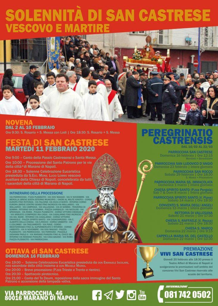 Manifesto San Castrese 2020