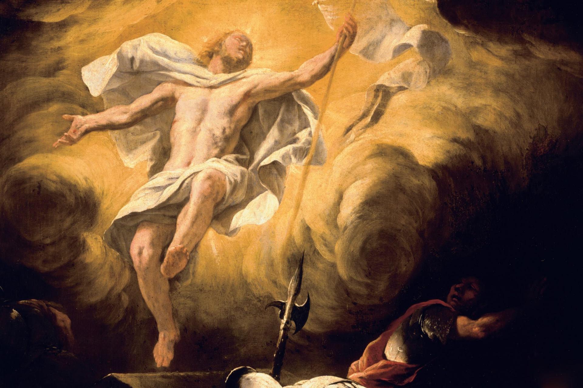 Resurrezione Luca Giordano